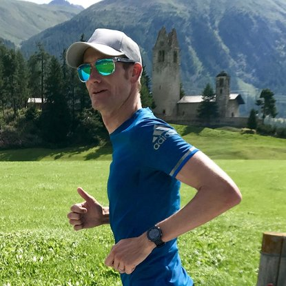 Interview mit Christian Kreienbühl - Marathonläufer