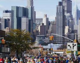 New York Marathon - Queens